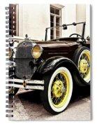 1931 Ford Phaeton Spiral Notebook