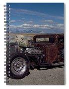 1932 Chevrolet Rat Rod Spiral Notebook
