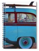 1954 Pontiac Chieftain Station Wagon Spiral Notebook