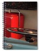 1959 Volkswagen T1 Spiral Notebook