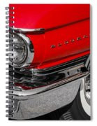 1960 Cadillac Spiral Notebook