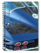1963 Corvette Spiral Notebook