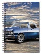 1964 Chevrolet El Camino I Spiral Notebook