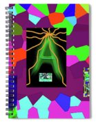 1-3-2016dabcdefghijklmn Spiral Notebook