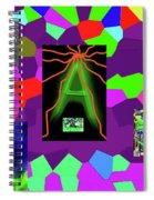 1-3-2016dabcdefghijklmnop Spiral Notebook