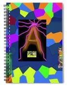 1-3-2016dabcdefghijklmnopqrtuvwxy Spiral Notebook