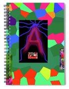 1-3-2016dabcdefghijklmnopqrtuvwxyzabcde Spiral Notebook
