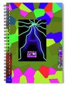 1-3-2016dabcdefghijklmnopqrtuvwxyzabcdefghijklm Spiral Notebook