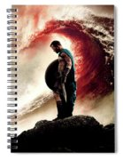 300 Rise Of An Empire 2014 Spiral Notebook