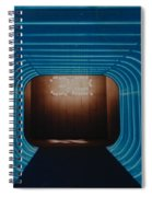 32 Time Warp Spiral Notebook
