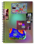 1-4-2057a Spiral Notebook