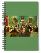 43769 Boris Kustodiev Spiral Notebook