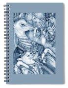 48563 Adrienne Segur Spiral Notebook