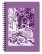 48623 Adrienne Segur Spiral Notebook