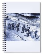 500-feet Level Sulphate Stope Tombstone Consolidated Mine 1904-2013 Spiral Notebook