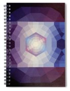 #65 Violet Field Spiral Notebook