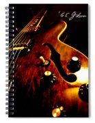 '68 Gibson Spiral Notebook