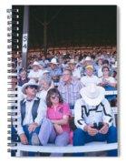 75th Ellensburg Rodeo, Labor Day Spiral Notebook