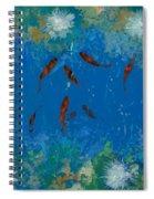 9 Pesciolini Rossi Spiral Notebook