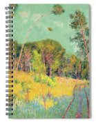 A Clearing In The Forest Spiral Notebook