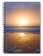 A Gift Every Morning Spiral Notebook