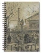 A Guinguette Paris, February - March 1887 Vincent Van Gogh 1853 - 1890 Spiral Notebook