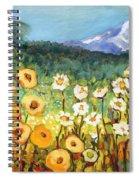 A Mountain View Spiral Notebook