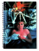 A Nightmare On Elm Street 1984 Spiral Notebook