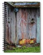 A Quiet Place Spiral Notebook