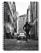 A33 Spiral Notebook