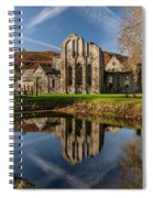 Abbey Reflection Spiral Notebook