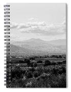 Abruzzo - An Italian Landscape  Spiral Notebook