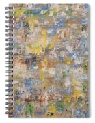 Abstract 189 Spiral Notebook