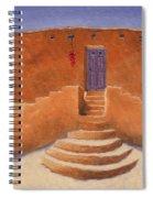 Acoma Steps Spiral Notebook