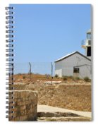 Acre, The Lighthouse  Spiral Notebook