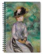 Adrienne Spiral Notebook