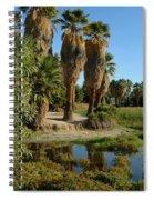 Agua Caliente Park Spiral Notebook