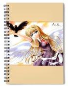 Air Spiral Notebook