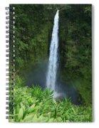 Akaka Falls Spiral Notebook