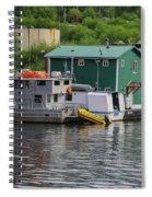 Alaska_00029 Spiral Notebook