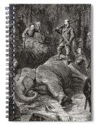 Albert Edward Prince Of Wales, Future Spiral Notebook