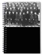Albert Einstein Spiral Notebook