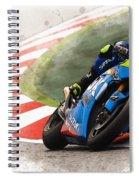 Aleix Espargaro  Spiral Notebook