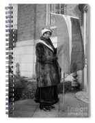 Alice Paul (1885-1977) Spiral Notebook