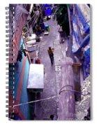 Alley Spiral Notebook