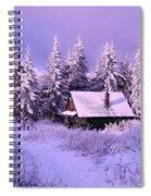 Alpine Hideaway Spiral Notebook