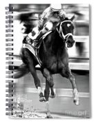 Always Dreaming, Johnny Velasquez, 143rd Kentucky Derby Spiral Notebook