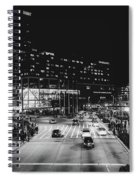 An Evening In Baltimore Spiral Notebook