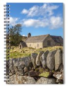 Ancient Welsh Church Spiral Notebook