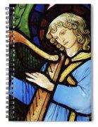 Angel Musician, 1881 Spiral Notebook